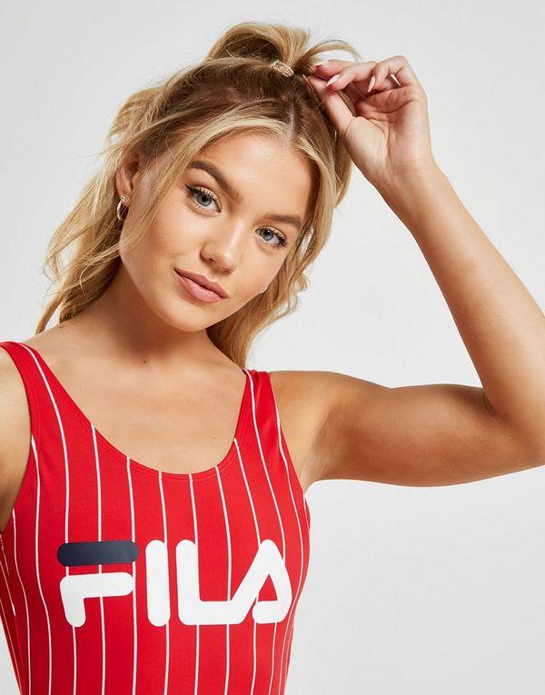 Fila Stripe Swimsuit