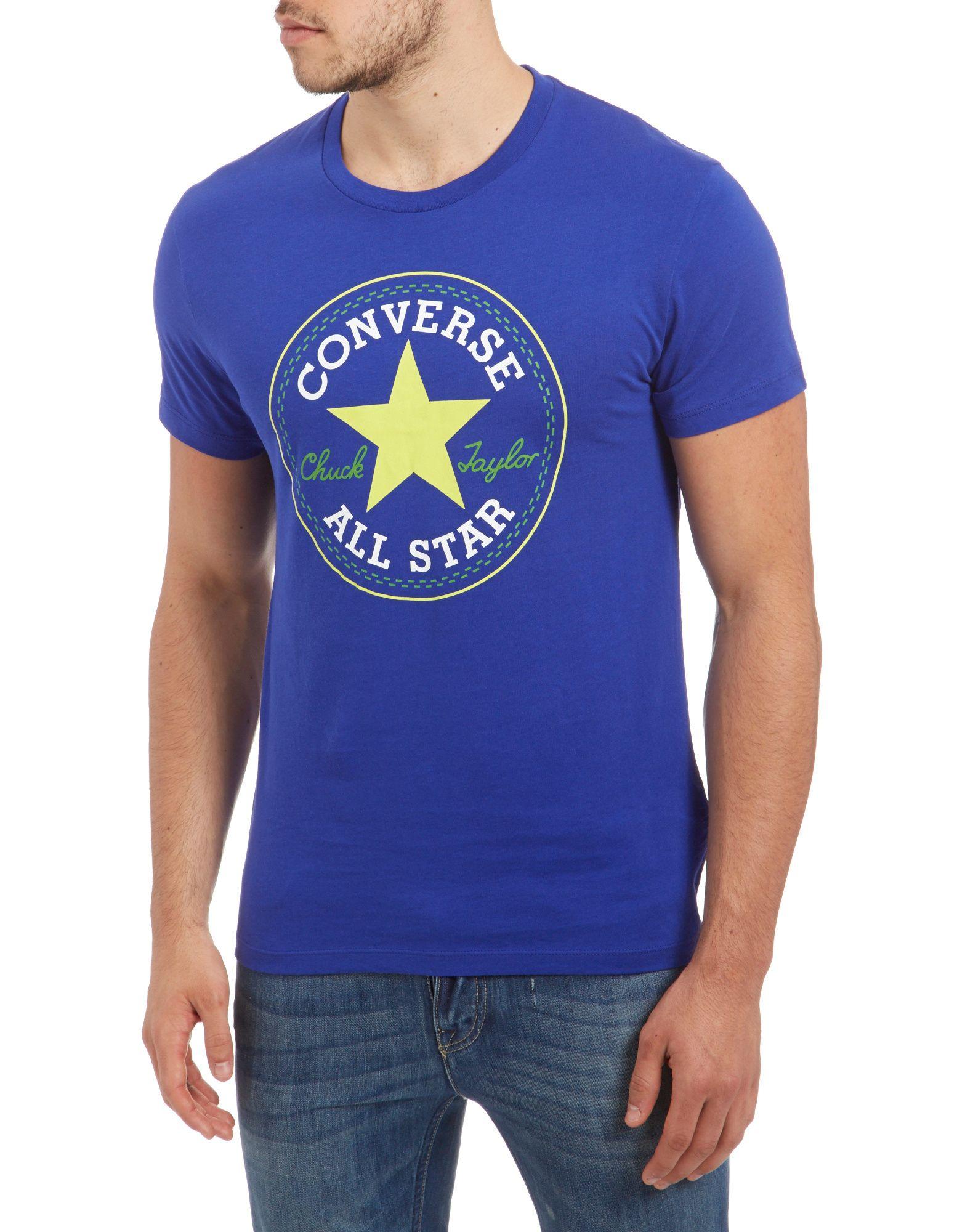 Converse Chuck Patch T-Shirt