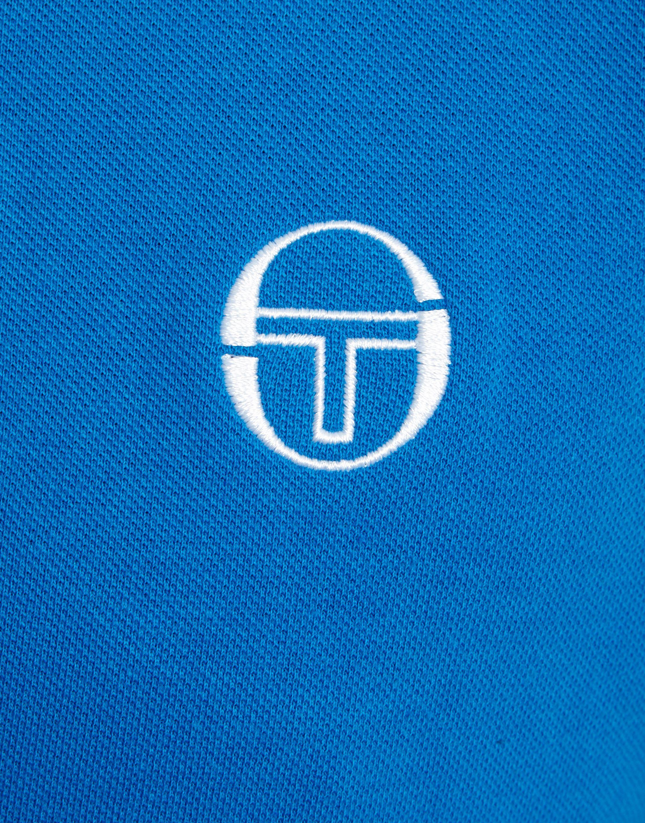 Sergio Tacchini Smash Plain Polo Shirt