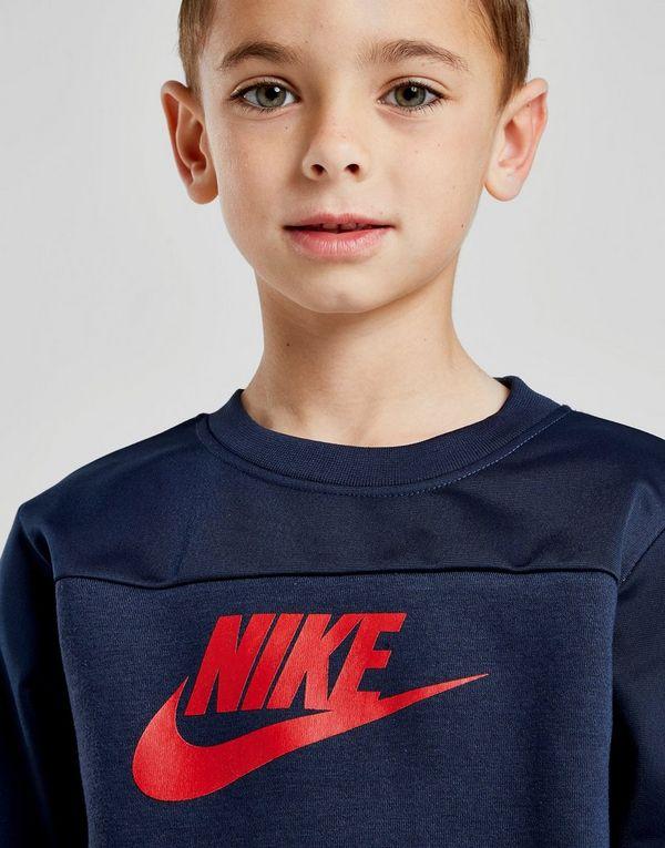 Nike Hybrid Mix Crew Trainingspak Kinderen