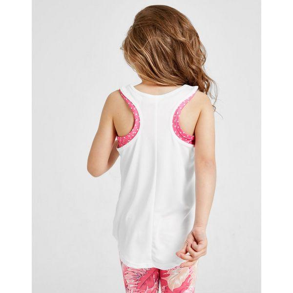 Nike Girls' 2-in-1 Tank Top Kinderen