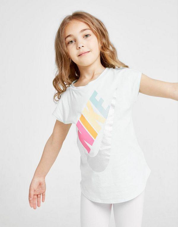 47da52f4 Nike Girls' Metallic Futura T-Shirt Children | JD Sports Ireland
