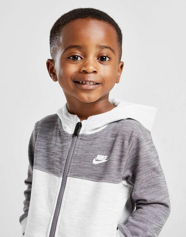 Nike Advance Full Zip Colour Block Tracksuit Infant
