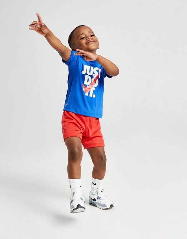 Nike  Just Do It T-Shirt/Shorts Set