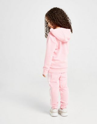 adidas Originals Girls' Adicolour Overhead Tracksuit Children