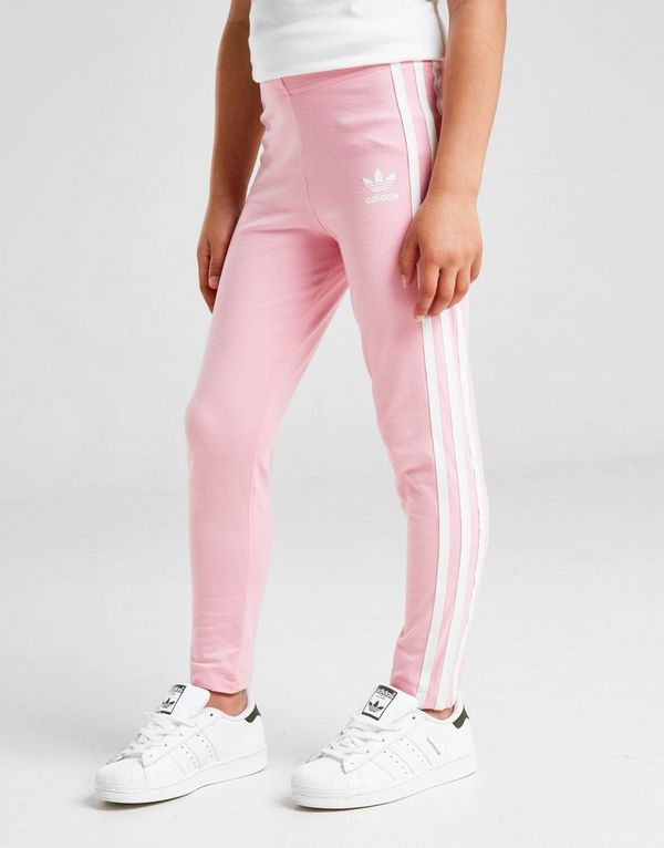 63f658c6b5877 adidas Originals Legging 3-Stripes Fille Enfant