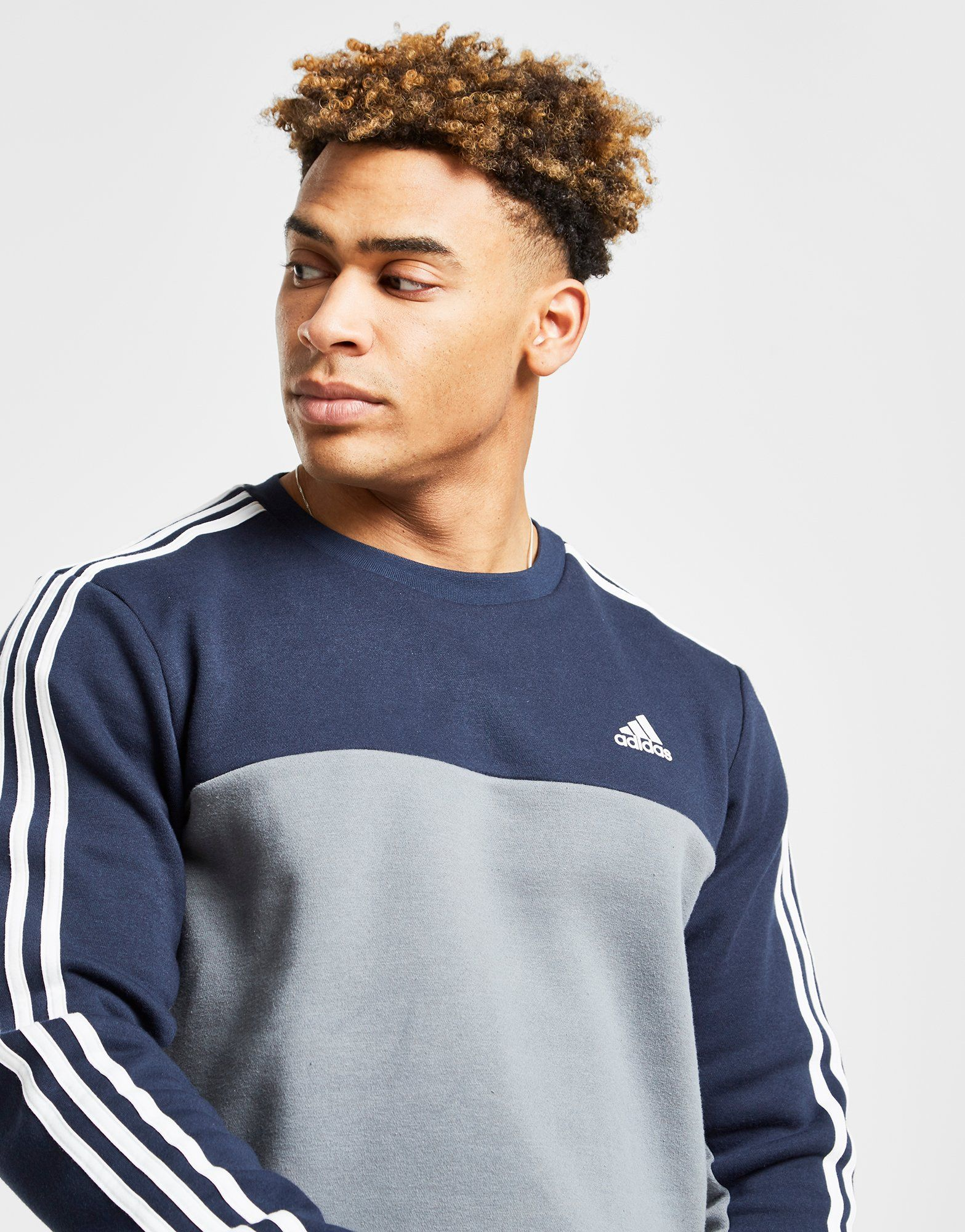 adidas Essentials Crew Sweatshirt