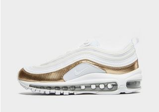 nike air max 97 og junior blanc gold