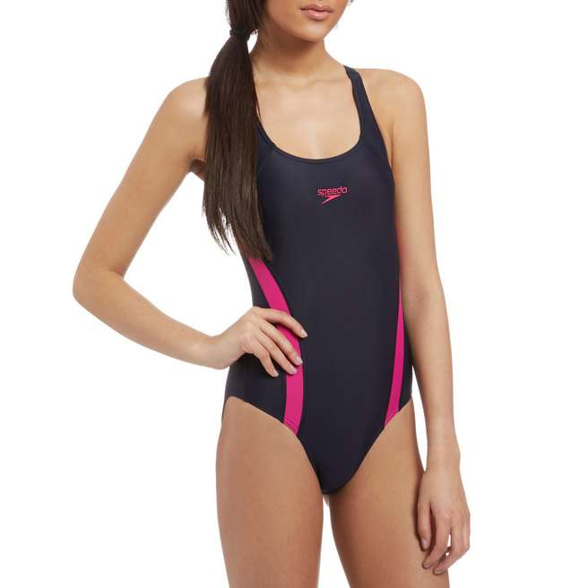 Speedo Essential Pullback Swimsuit