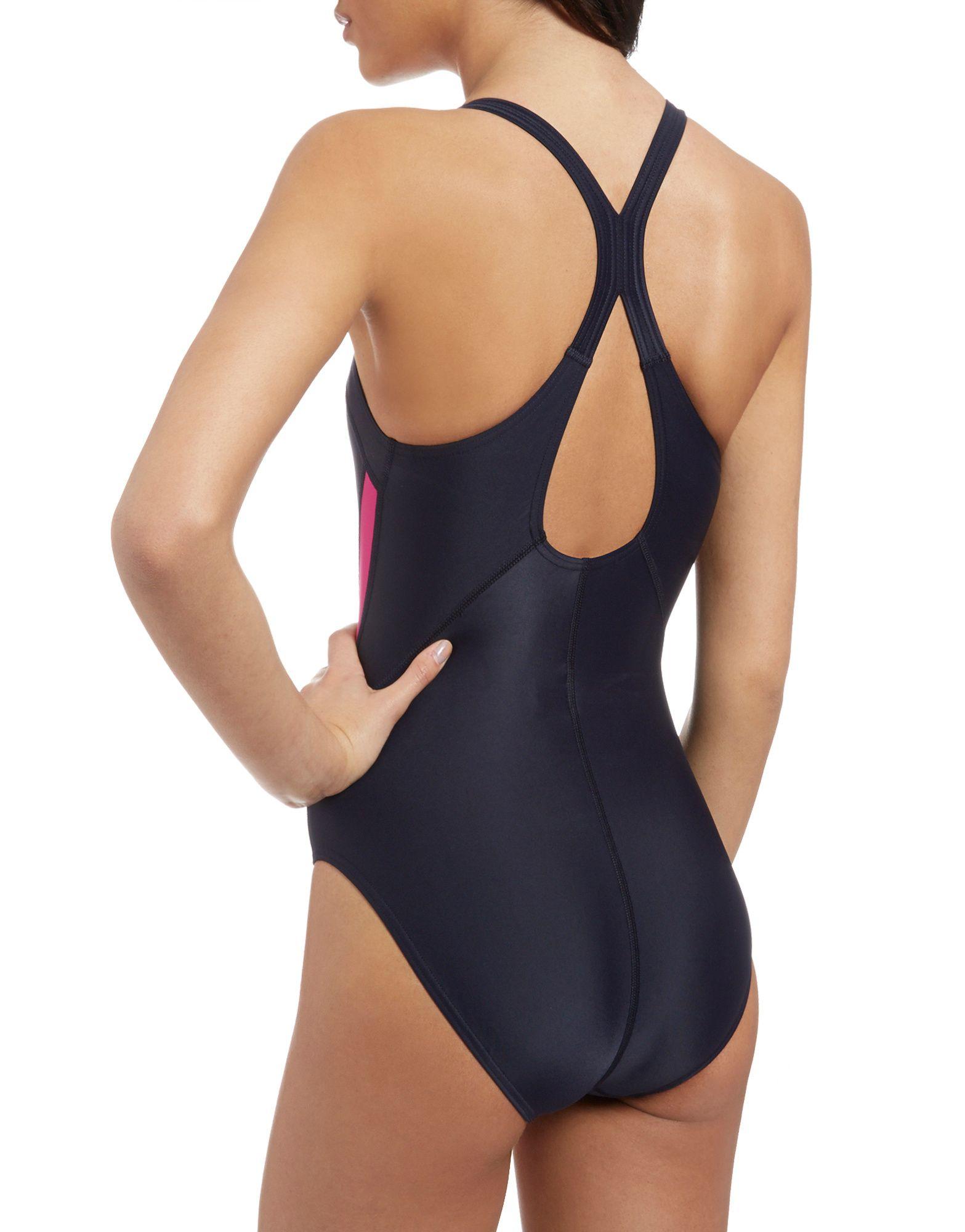 Speedo Essential Pullback Swimsuit
