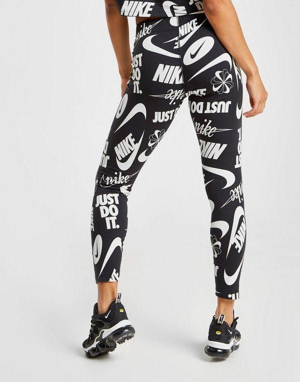 best cheap f8cd8 b722e Nike Sportswear All Over Print Leggings