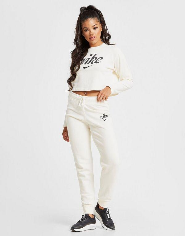 0c5a3a3b8c4bd Nike Sweat-shirt Court Washed Crew Femme | JD Sports