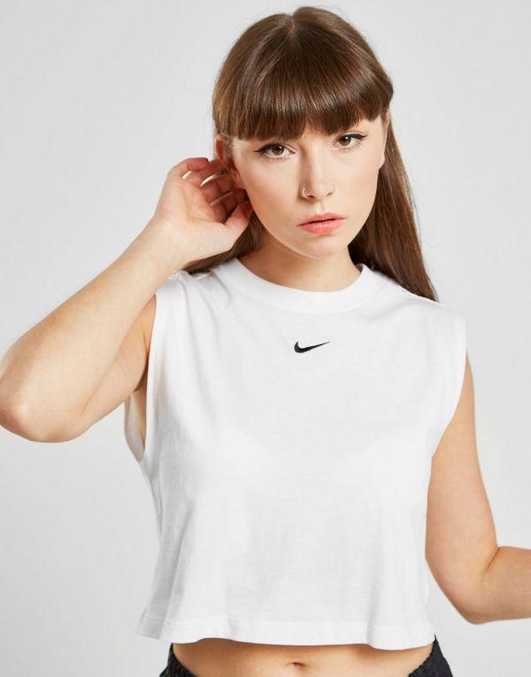 Nike Essential Crop Tank Top Dames