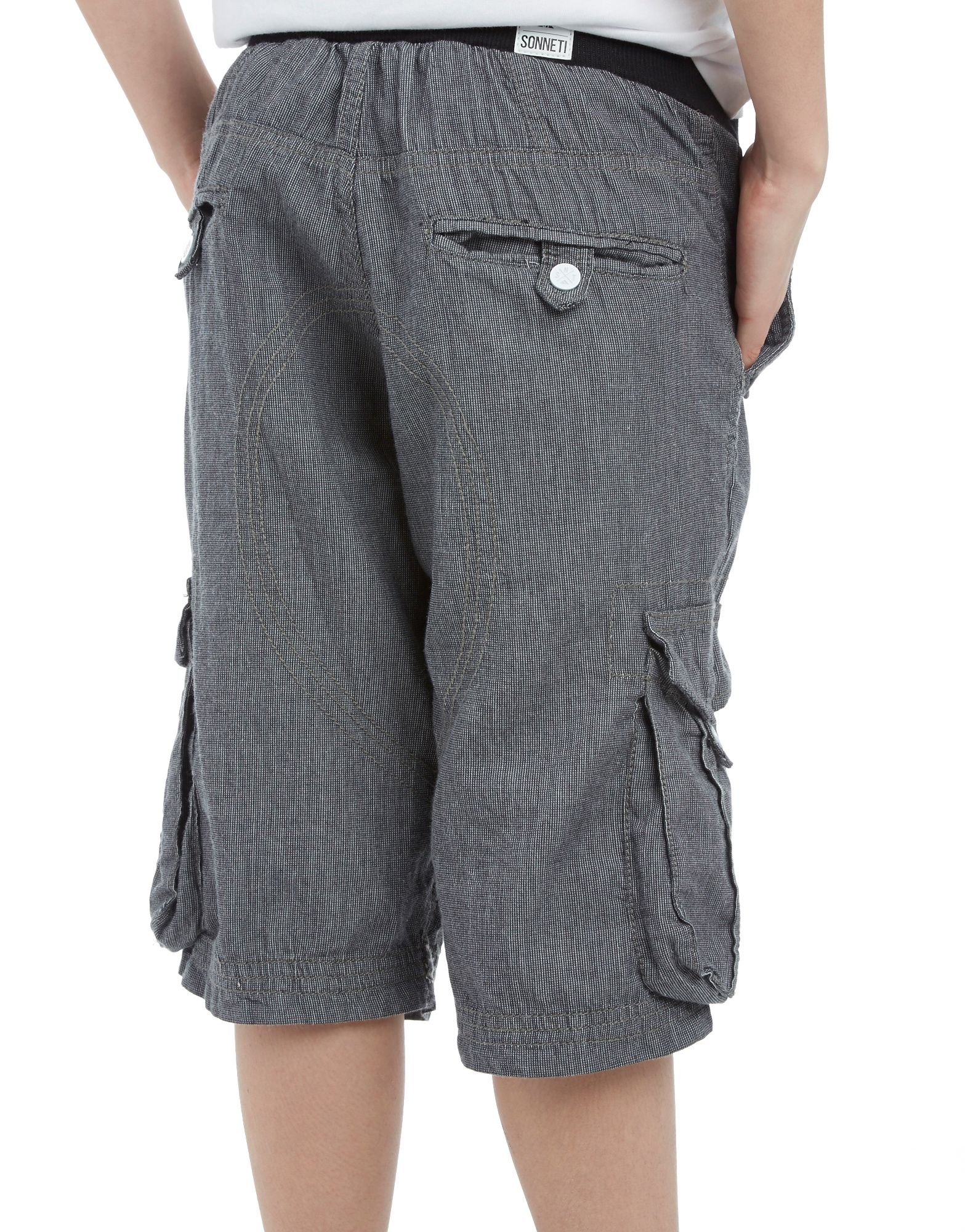 Sonneti Wood Cargo Shorts Junior