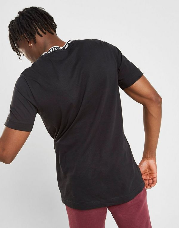 Nike T-shirt Cou Just Do It Homme