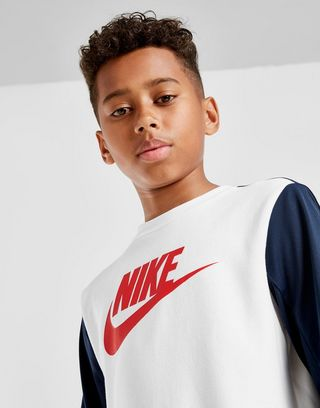 Nike Hybrid Crew Sweatshirt Kinder | JD Sports