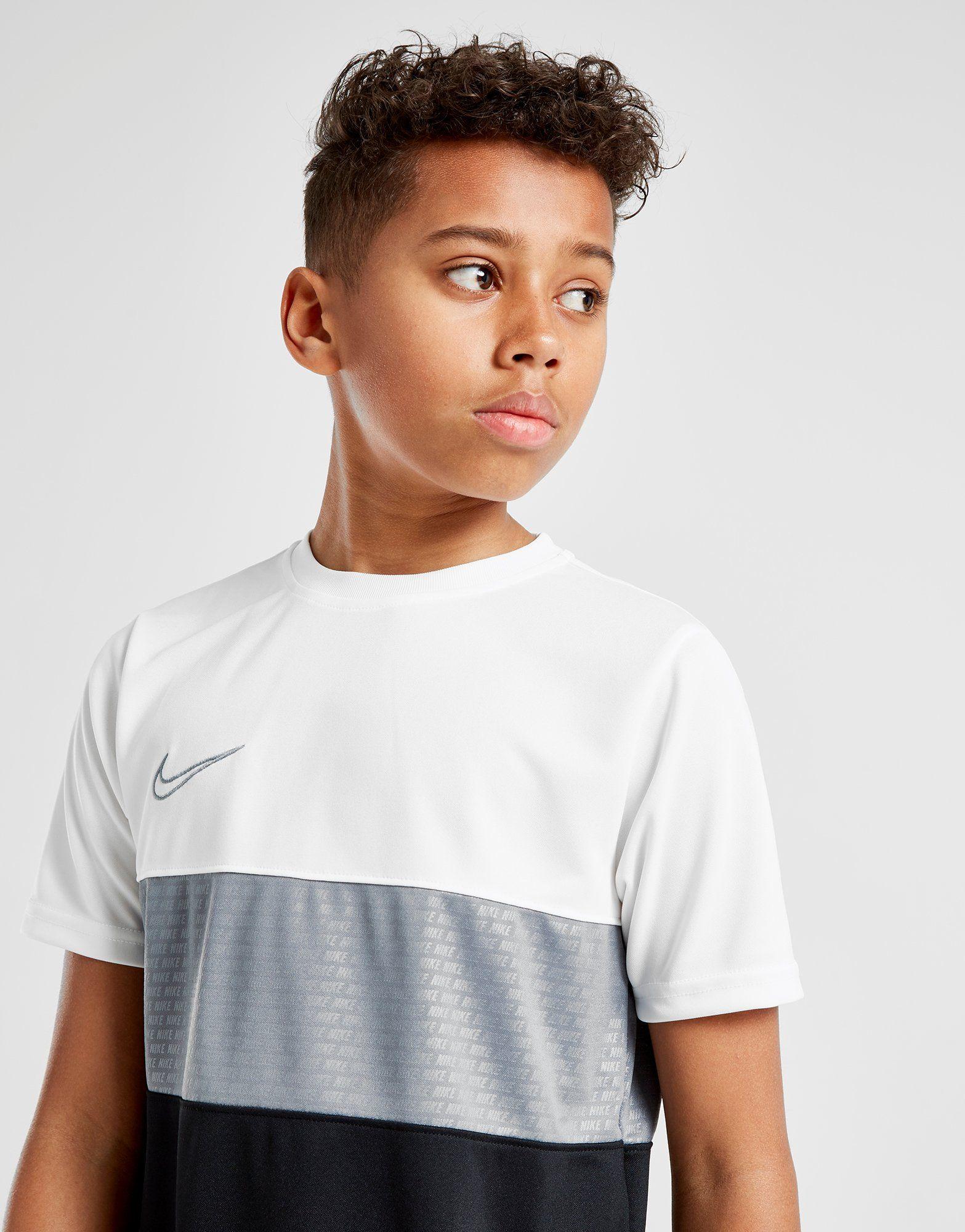 Nike Academy Colour Block T-Shirt Damen