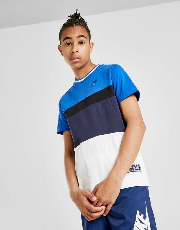 579bd0e6f7c0de Nike Air Colour Block T-Shirt Junior | JD Sports Ireland