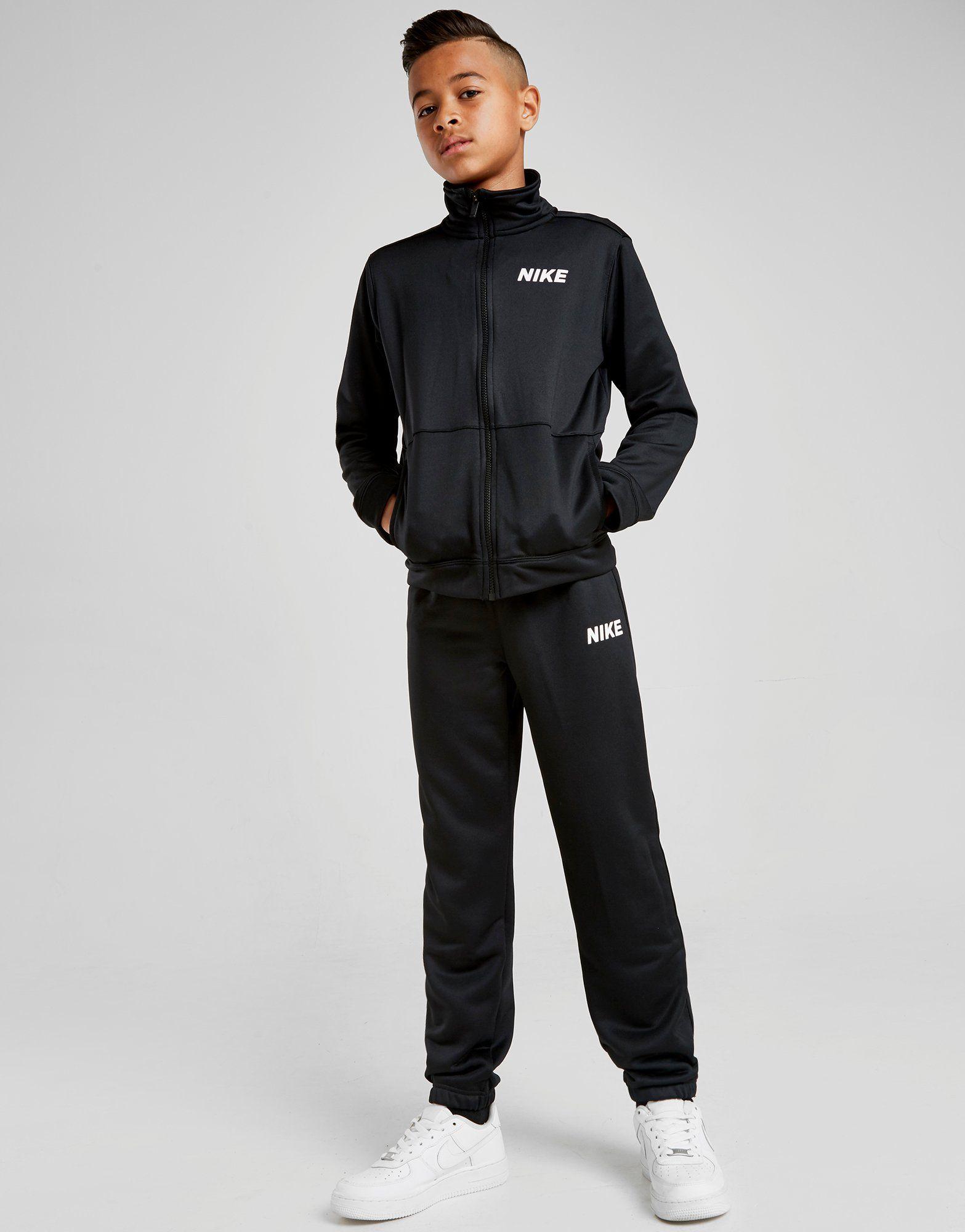 pretty nice 042f1 0a8f2 Nike Sportswear Poly Tracksuit Junior   JD Sports Ireland