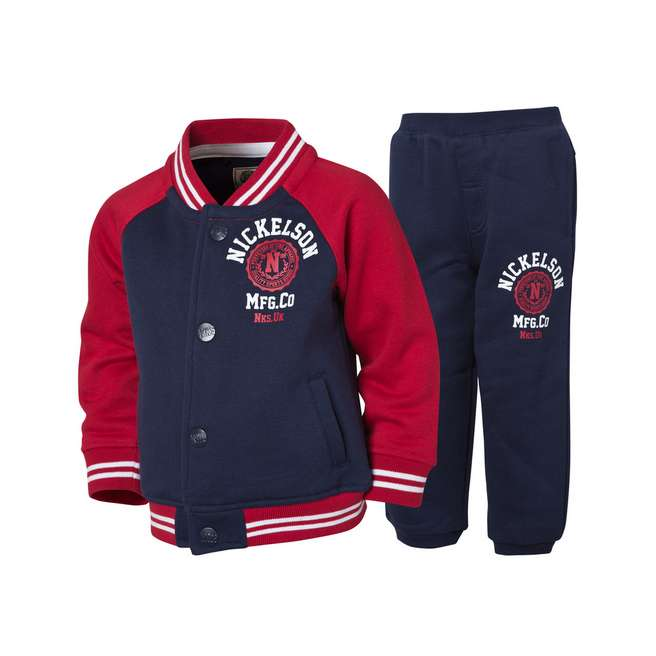 Nickelson Patriot Baseball Tracksuit Infants