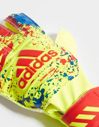 adidas Classic Training Goalkeeper Gloves Junior