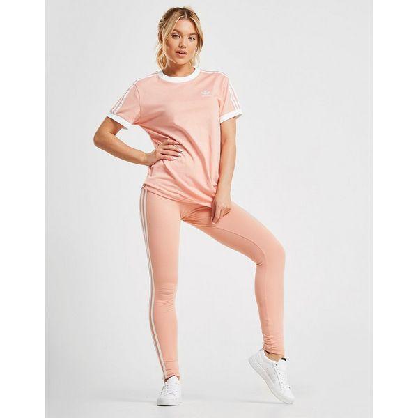 adidas Originals 3-Stripes California T-Shirt Dames