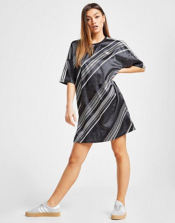 100% genuine great prices half off adidas Originals T-Shirt Kleid Damen | JD Sports
