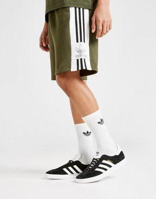 adidas Originals Fleece Shorts Kinder | JD Sports