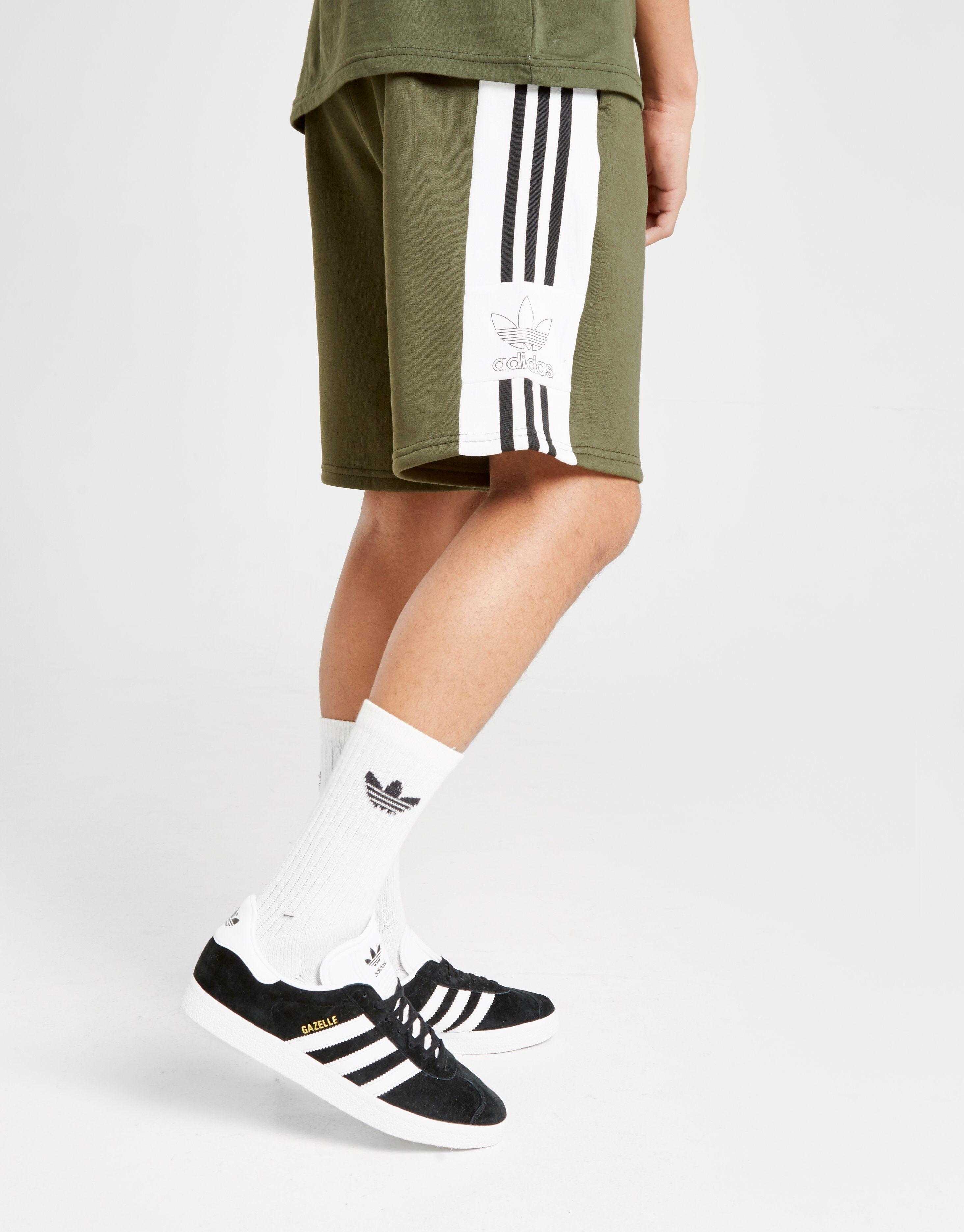 adidas Originals Fleece Shorts Junior