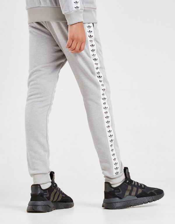 purchase cheap e4983 0903b adidas Originals Tape Poly Track Pants Junior