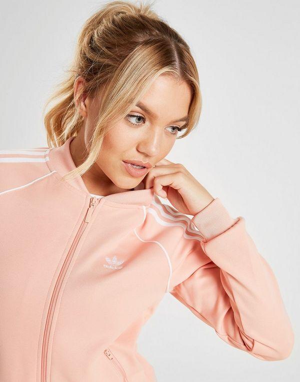 adidas Originals Superstar Track Top Dames | JD Sports