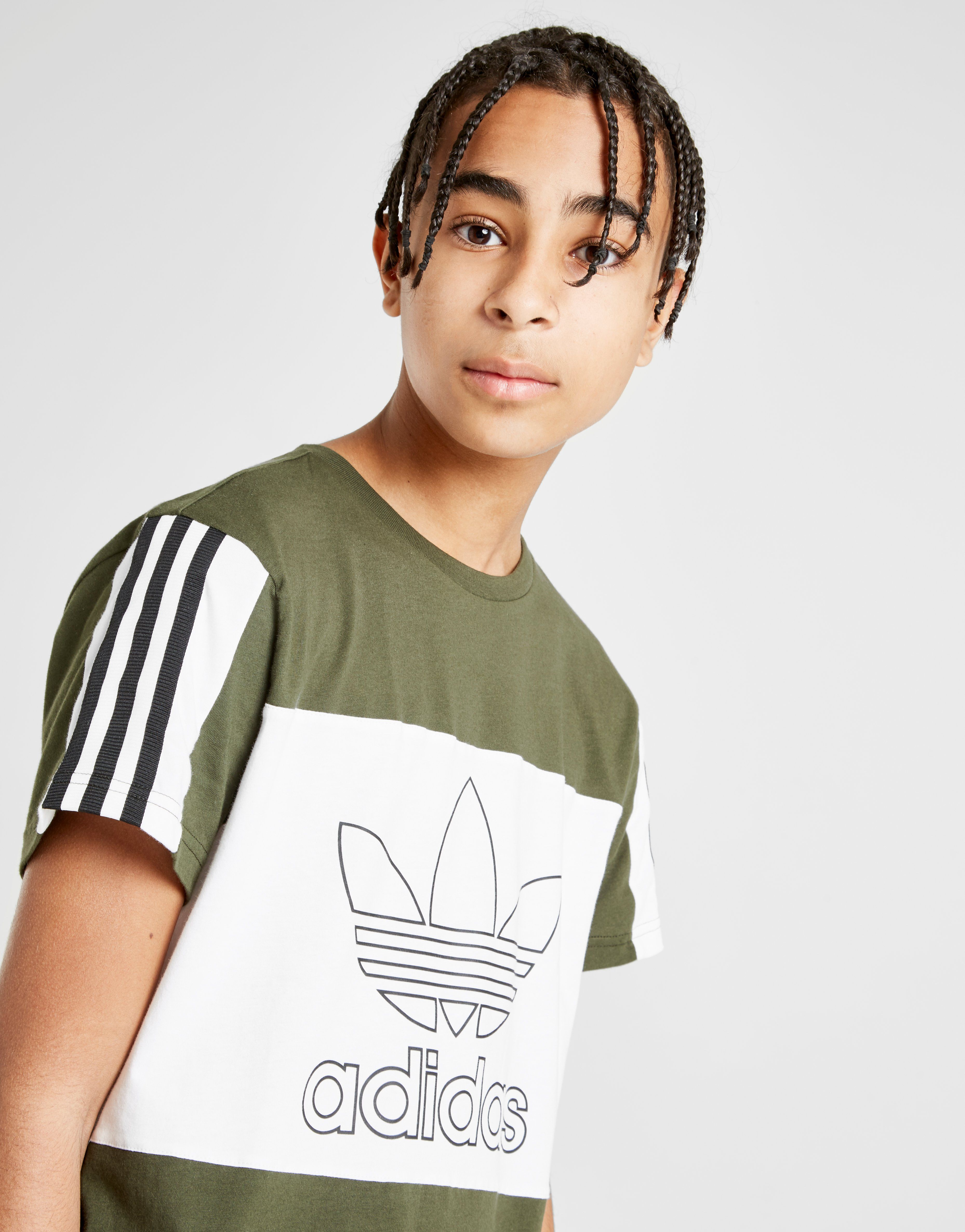 adidas Originals Spirit T-Shirt Junior