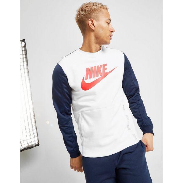 Nike Sweat-shirt Hybrid Crew Homme