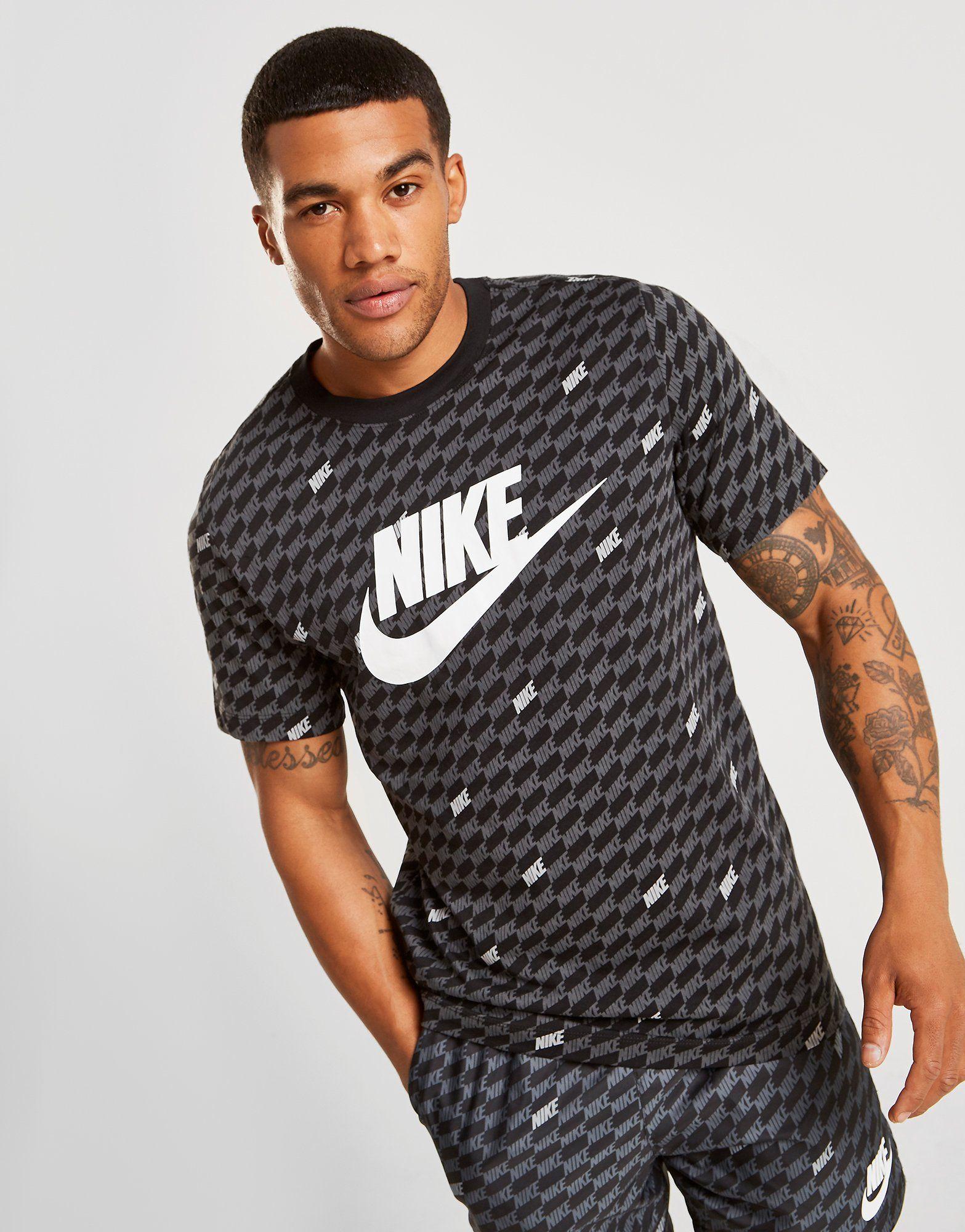 Nike T-shirt Hybrid Imprimé Homme
