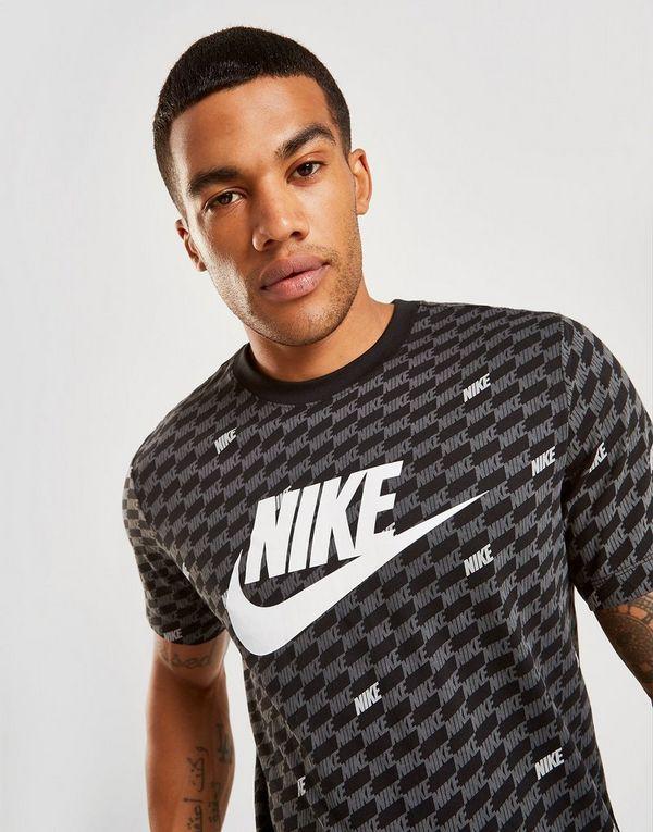 half off 317cf 2634f Nike T-shirt Hybrid Imprimé Homme