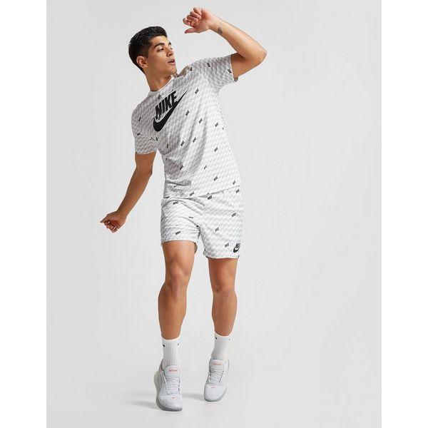 Nike Short de Bain Hybrid Imprimé Homme