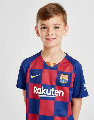 Nike FC Barcelona 2019/20 Home Kit Children