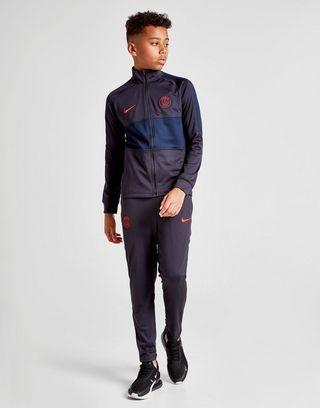 Nike Paris Saint Germain Strike Tracksuit Junior