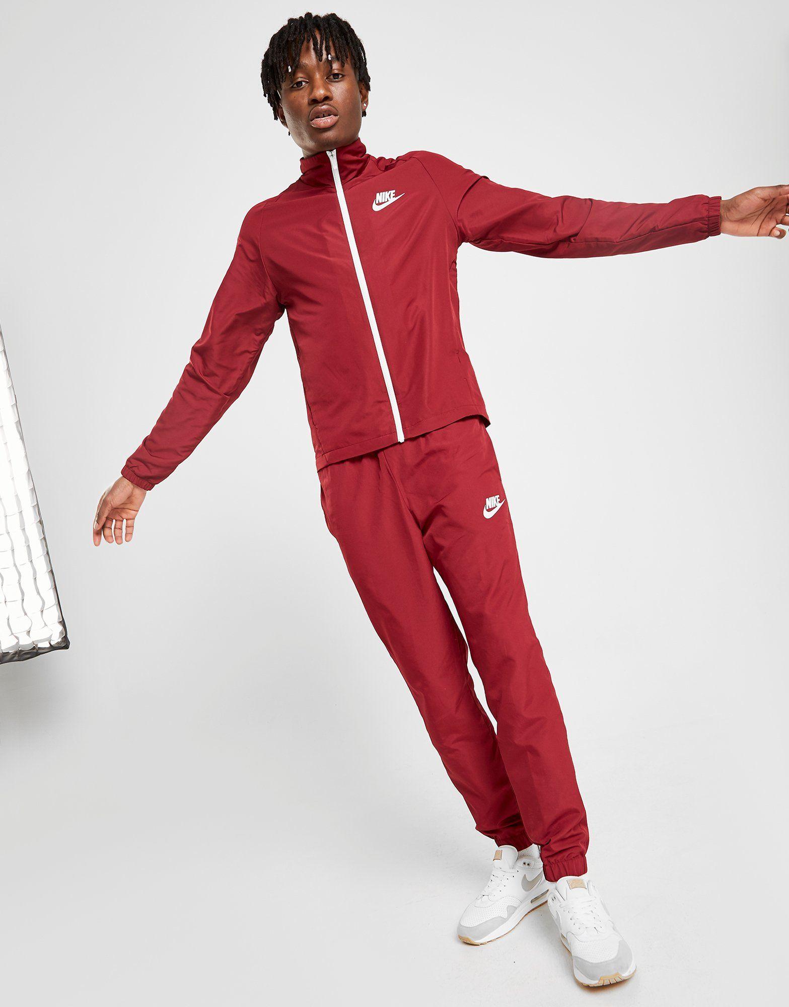 Nike Ensemble de survêtement Tissé Trophy Homme