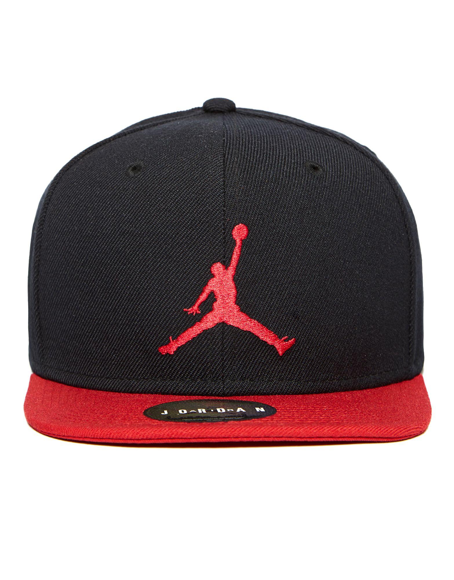 Jordan True Jumpman Snapback Cap