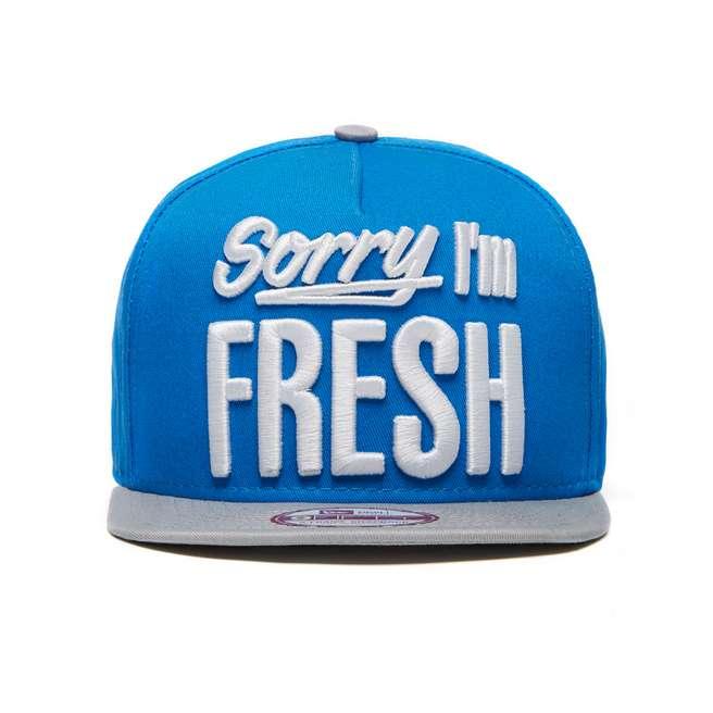 New Era Sorry Im Fresh Snapback