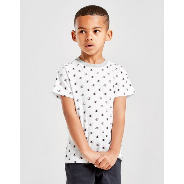 cadc2e452 Champion Legacy All Over Print T-Shirt Children | JD Sports Ireland