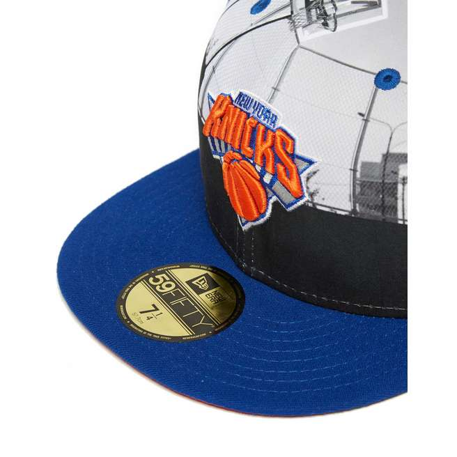 New Era NBA New York Knicks 59FIFTY D Way Cap