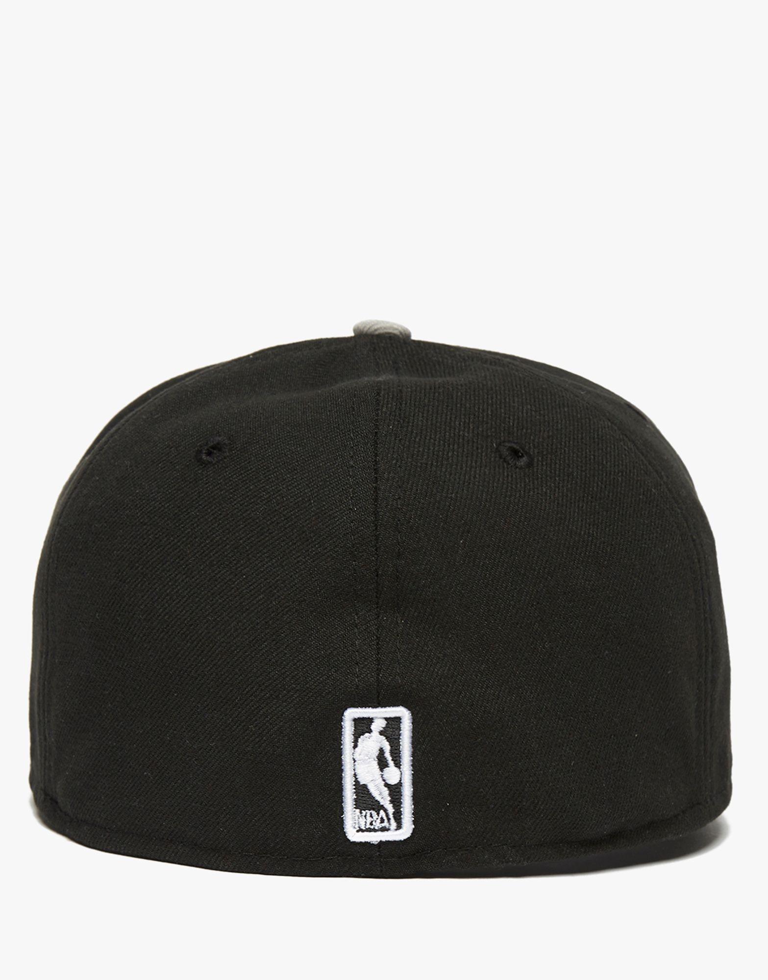New Era NBA Brooklyn Nets Vizasketch 59FIFTY Cap