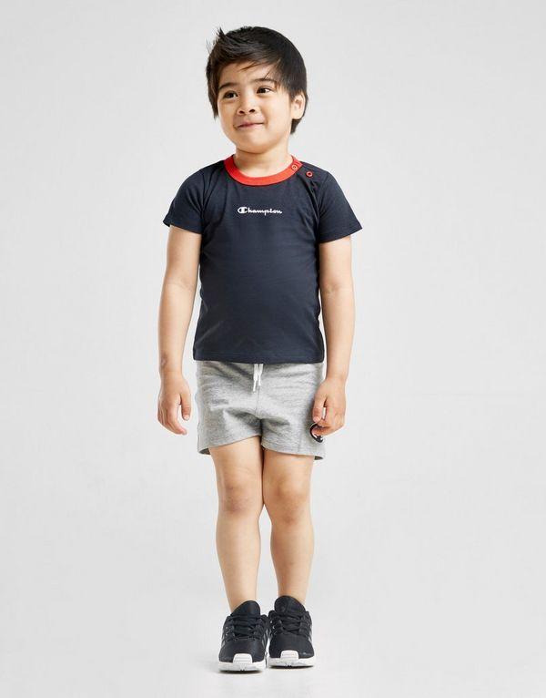 Champion Logo T Shirt Shorts Set Infant Jd Sports Ireland