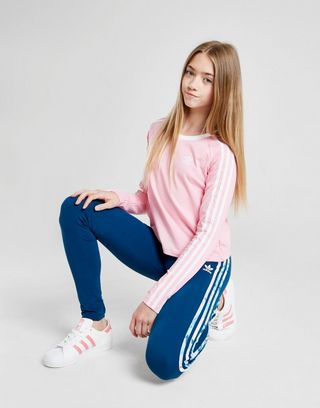 adidas Originals 3-Stripes Leggins Kinder