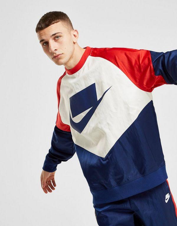 Sports Shirt Nike Block Sweat Sportswear Crew HommeJd Colour 354AqcLRjS