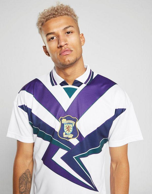 Score Draw Scotland '96 Away Shirt Heren