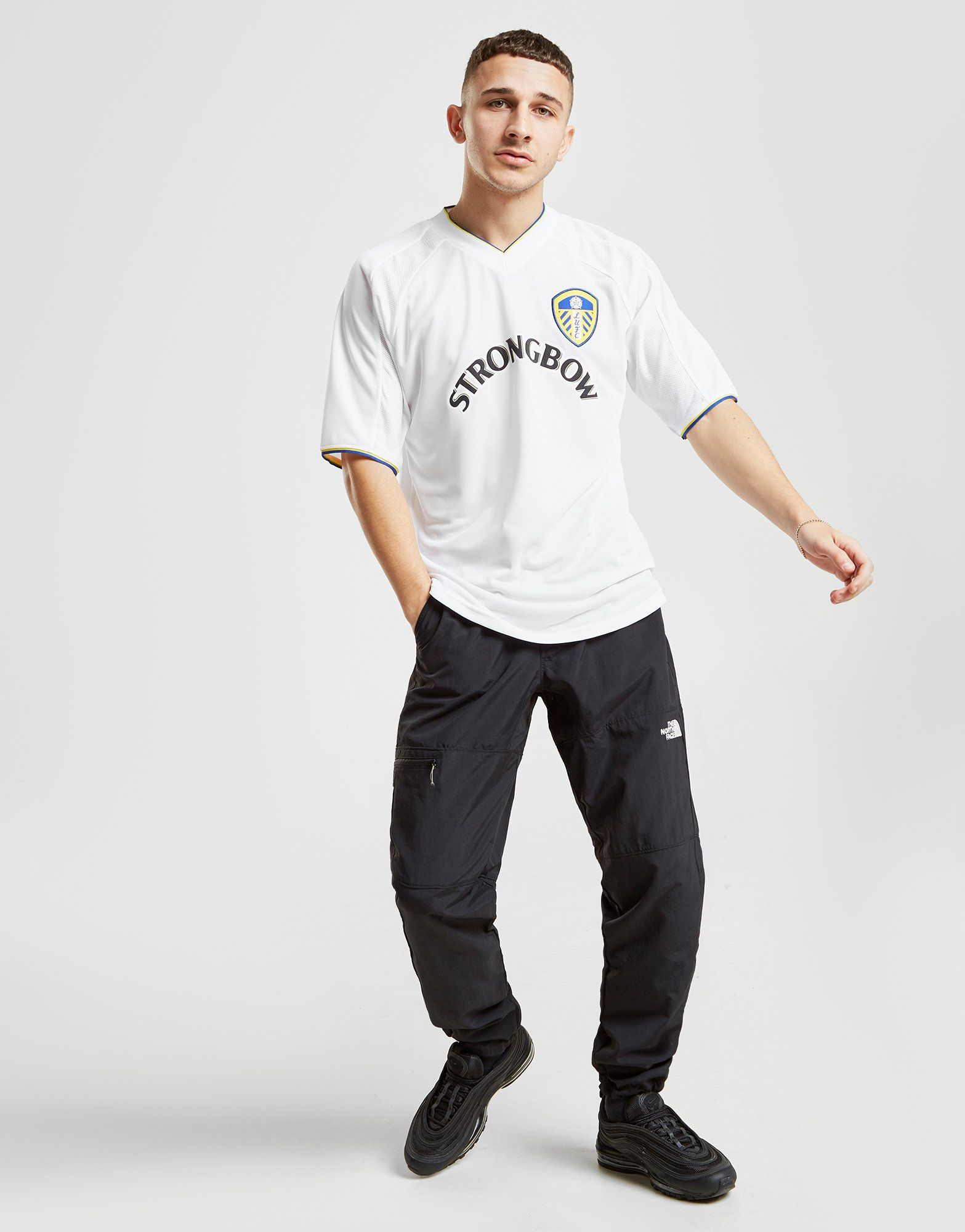 Score Draw Leeds United FC '01 Home Shirt