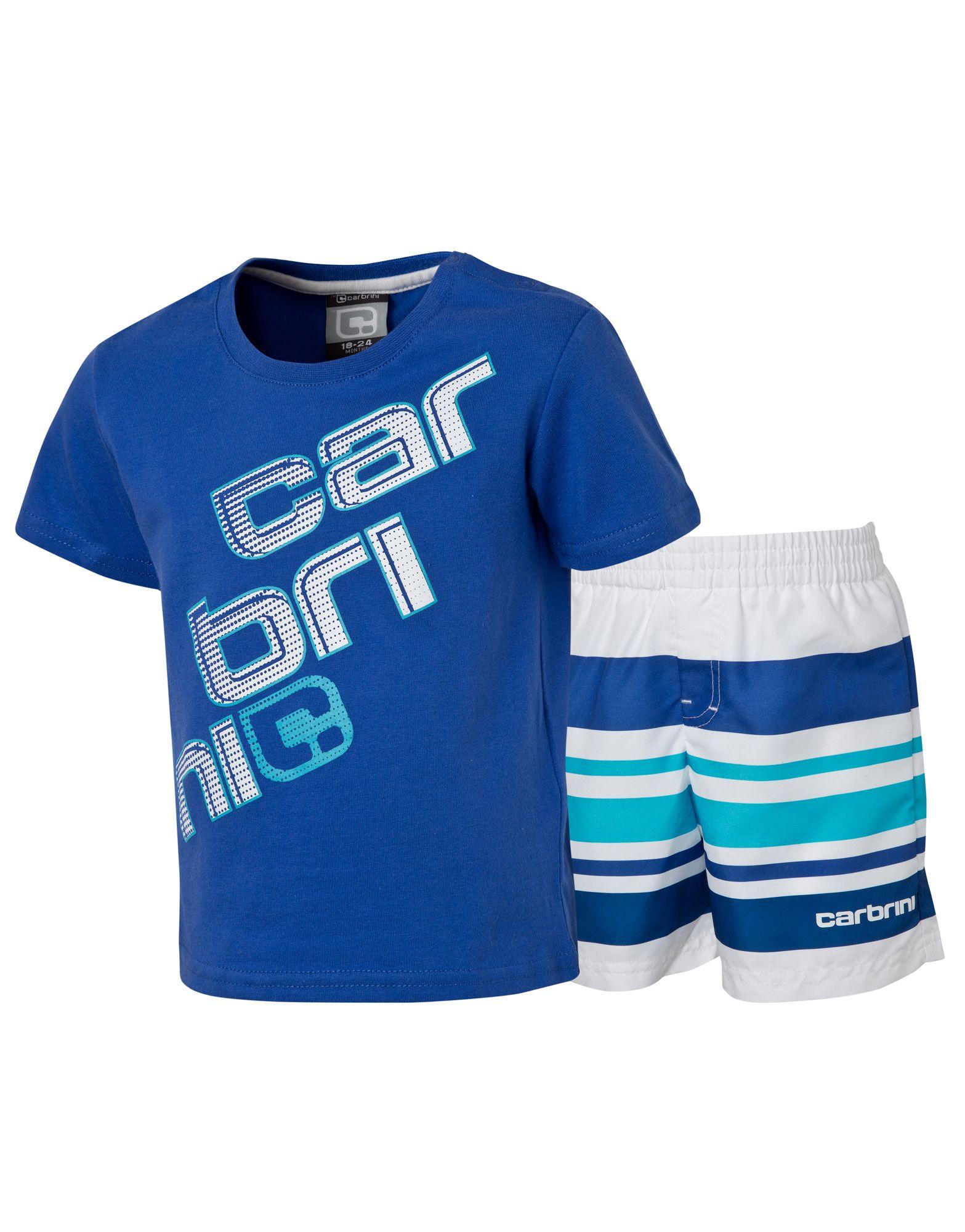 Carbrini Kicker T- Shirt Set Infants
